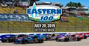 The Eastern Propane & Oil 100 Coming To Loudon