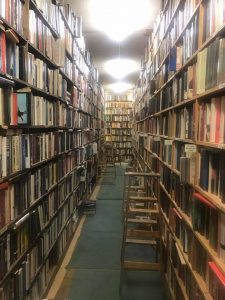 The Old Number Six Book Depot – Over 160,000 Books In One Used Book Store!