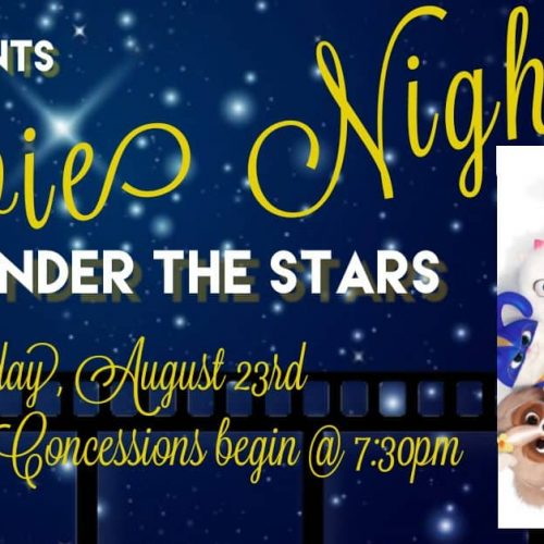Enjoy A Night of Family Movie Under the Stars At The Gilford Youth Center