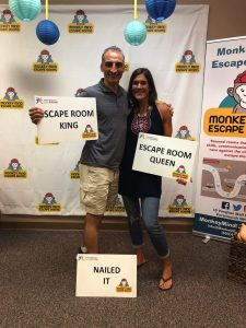 Monkey Mind Escape Rooms – A Surprise Night Of Excitement