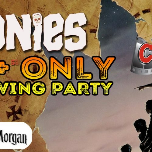 Goonies 21+ ONLY Viewing Party & Treasure Hunt!