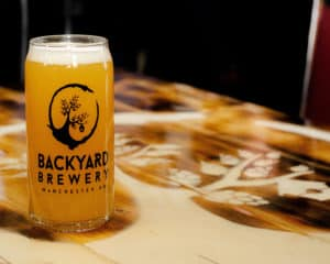 What's In Your Backyard? Introducing Backyard Brewery!